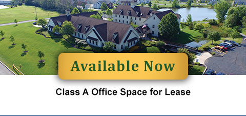 Class A office space available now