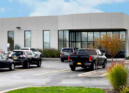 Vuzix Headquarters at Erie Station Business Park